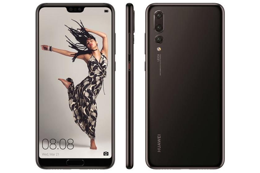 Накануне презентации в сети «слили» характеристики и стоимость флагмана Huawei P20