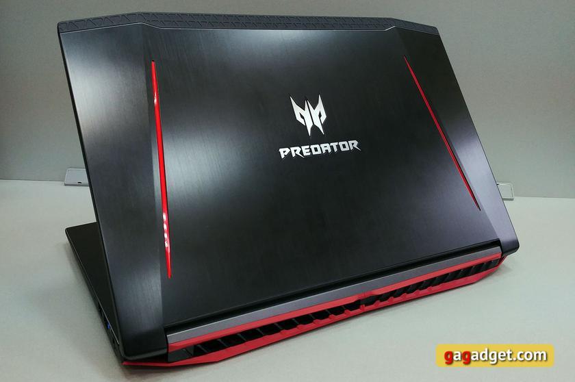 """Обзор Acer Predator Helios 300: сбалансированный игровой """"хищник""""-4"""