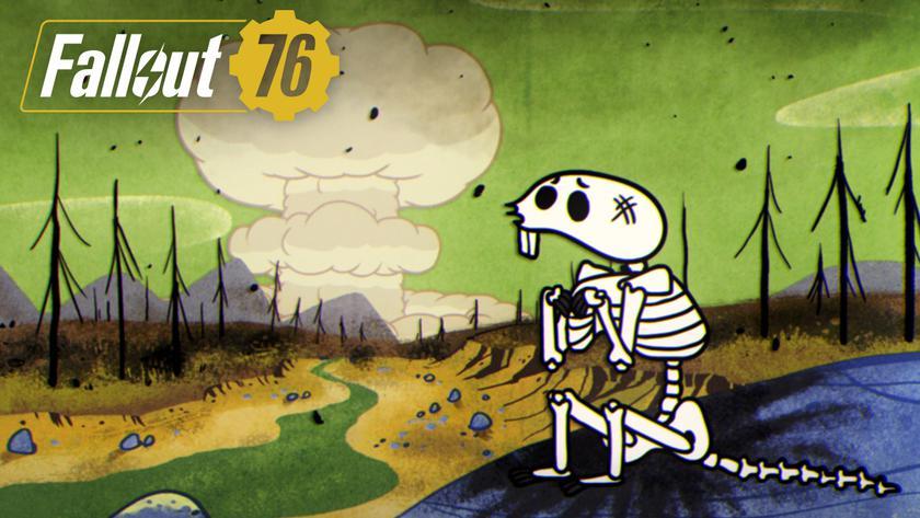 Bethesda нарвалась на расследование адвокатов из-за глючной Fallout 76