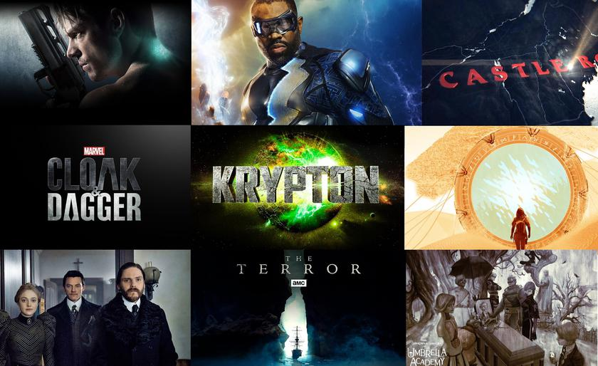 10 самых ожидаемых новых сериалов в 2018 году