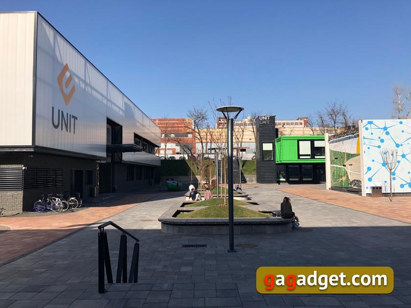Где создается украинская Силиконовая Долина: виртуальная экскурсия в UNIT.City