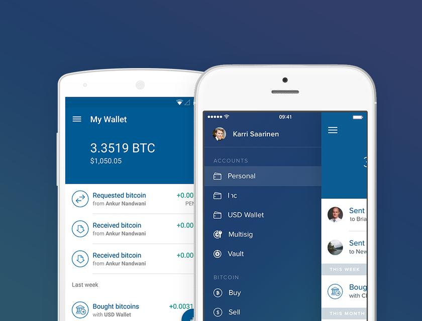 The application bitcoin-exchange Coinbase has become the most downloaded in the App Store in the US