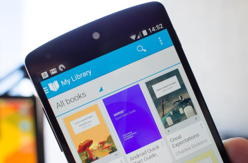 Audiobooks will appear on Google Play