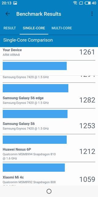 Обзор Meizu M6s: первый смартфон Meizu c экраном 18:9 и новым процессором Exynos-38