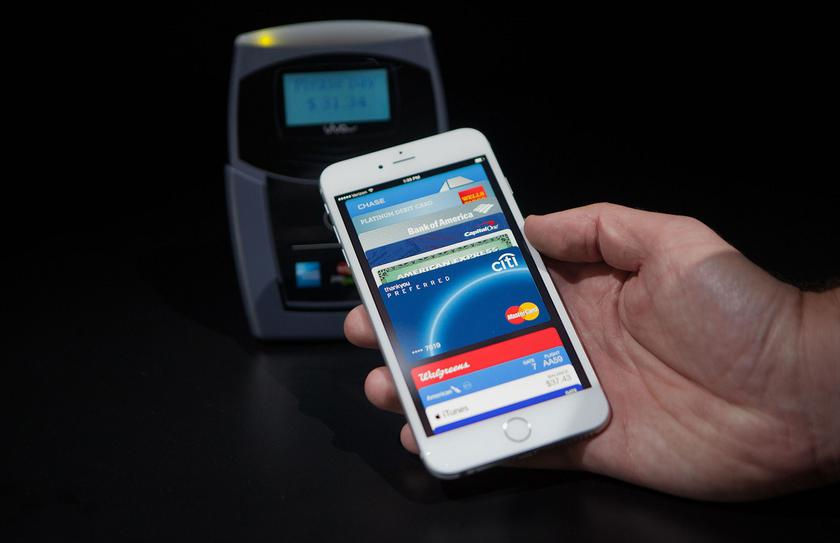 В Украине заработал Apple Pay: первым повезло клиентам «ПриватБанка»