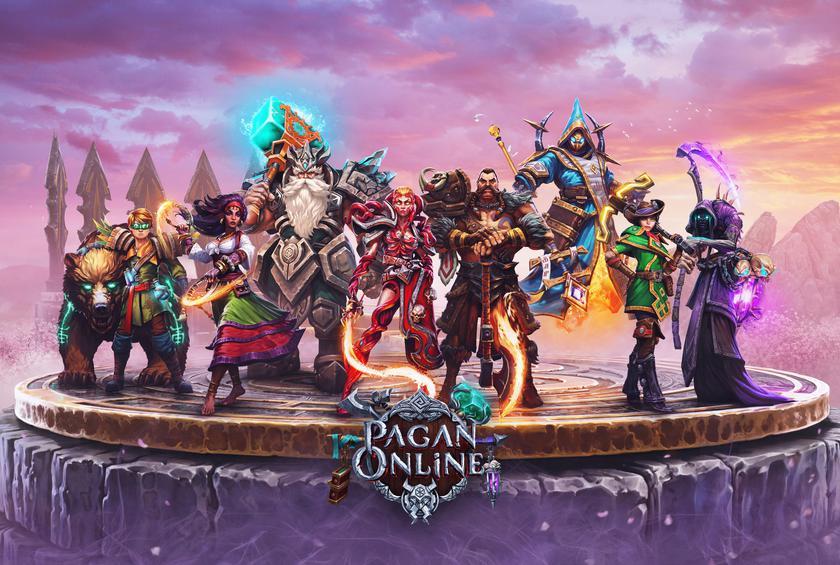Славянский экшен уже здесь: Wargaming выпустила Pagan Online в ранний доступ Steam