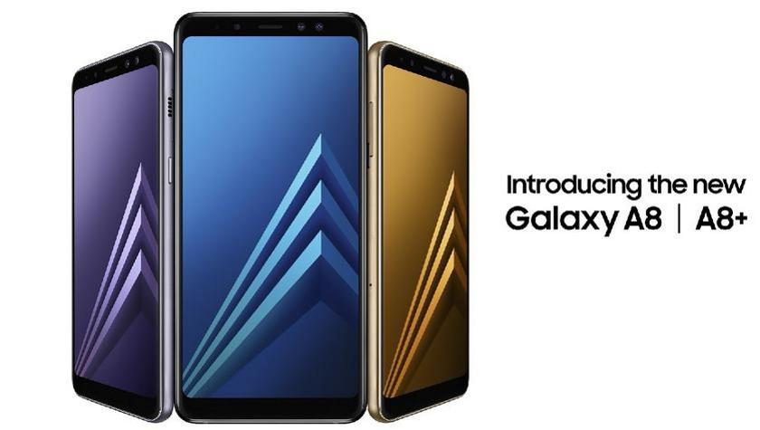 Samsung уже работает над Android 8.0 Oreo для Galaxy A8 (2018)