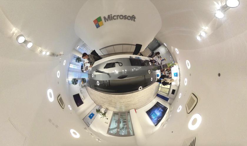 День открытых окон: виртуальная экскурсия в офис Microsoft Украина