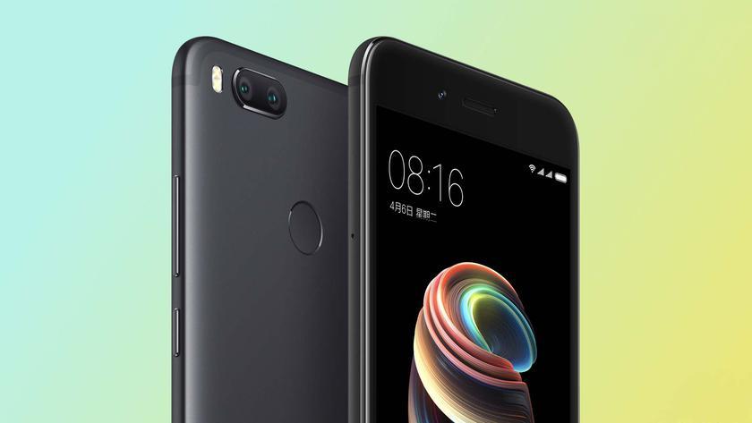 «Живые» фотографии Xiaomi Mi 6X попали в интернет
