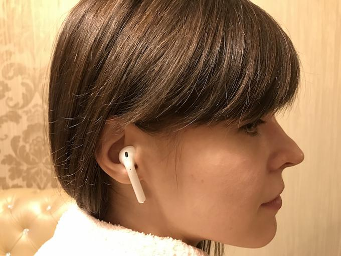Обзор Apple AirPods-7