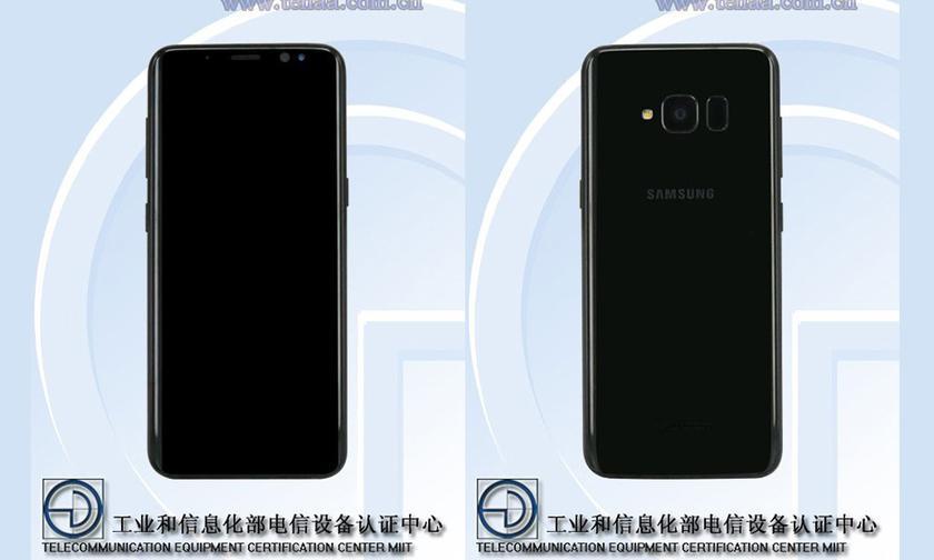 Samsung Galaxy S8 Lite сертифицирован в TENAA: новая версия прошлогоднего флагмана