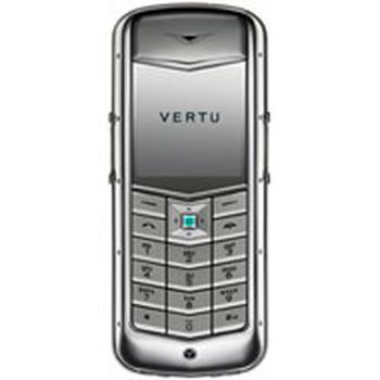 Vertu Constellation Monogram Blue Leather