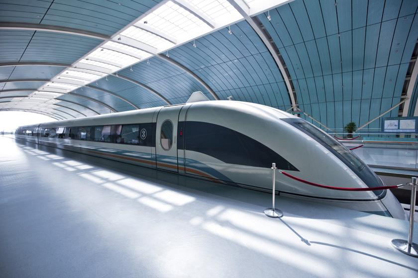 Almost Hyperloop: in China, build a train, the speed of which is more than 600 km / h