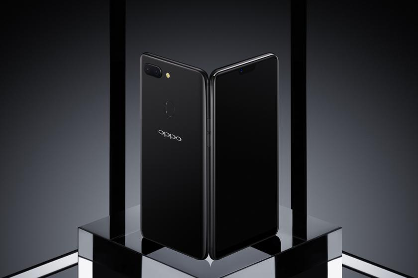 Безрамочный смартфон OPPO R15 появится впродаже за473 доллара