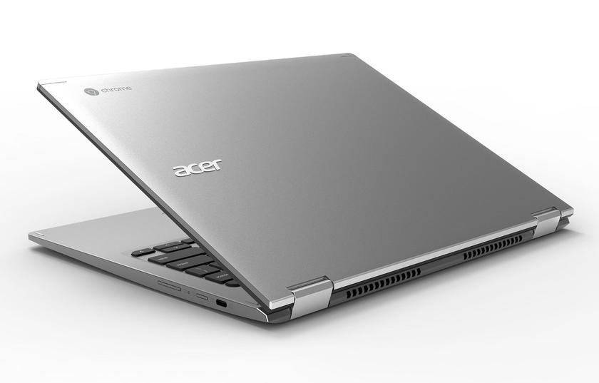 Acer выпустила хромбуки Chromebook 13 и 13 Spin IPS-экраны до 16 ГБ ОЗУ и ценник от $399