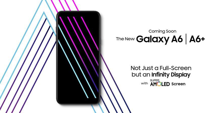 Galaxy A6 и A6+ появились на официальном сайте Samsung