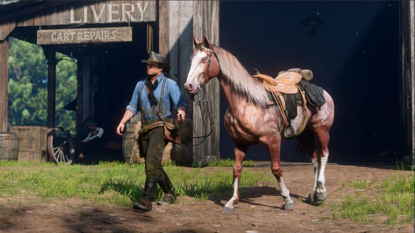 Red Dead Redemption 2 побила рекорд индустрии развлечений впервые дни продаж