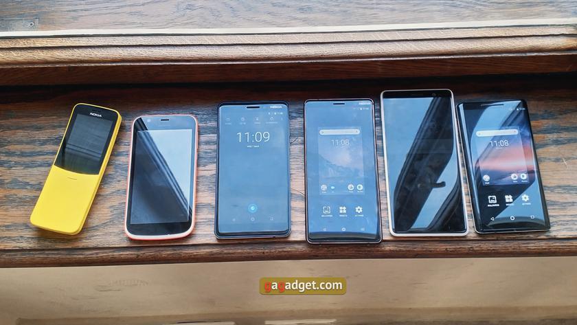 Все смартфоны Nokia 2018 года своими глазами: общий обзор, характеристики и первые впечатления