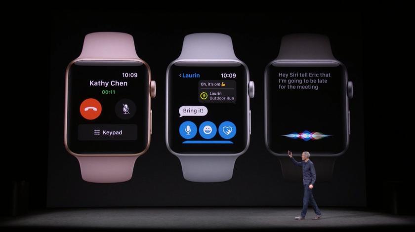 Apple «подвинула» Xiaomi и вернула лидерство на рынке носимых устройств
