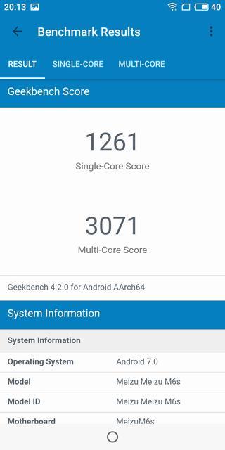 Обзор Meizu M6s: первый смартфон Meizu c экраном 18:9 и новым процессором Exynos-37