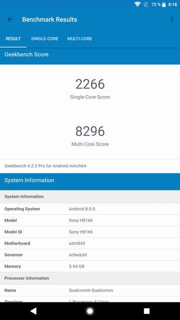 Обзор Sony Xperia XZ2 Premium: флагман с двойной камерой и 4K HDR дисплеем-77