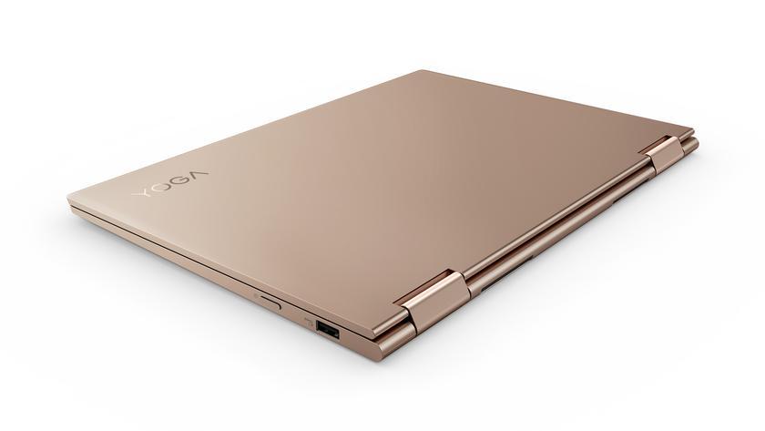 Lenovo выпустила ноутбуки-трансформеры Yoga 730 и530