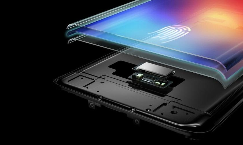 Oppo запатентовала технологию размещения сенсора вдисплее телефона