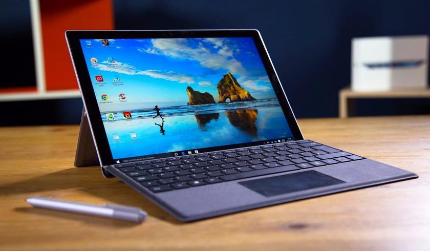 Microsoft бесплатно заменит Surface Pro 4 с мерцающим экраном