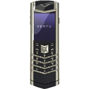 Vertu Signature S Design White Gold