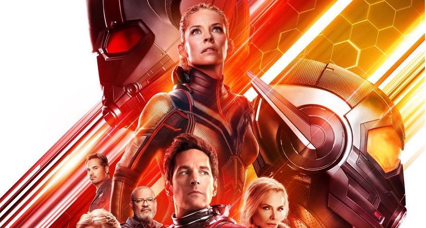«Человек-муравей и Оса»: вышел новый трейлер супергеройского блокбастера