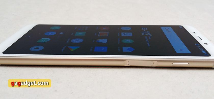 Обзор Meizu M6s: первый смартфон Meizu c экраном 18:9 и новым процессором Exynos-18