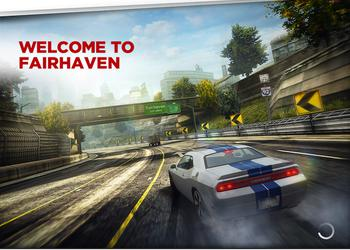 Игры для iPad. Need for Speed: Most Wanted