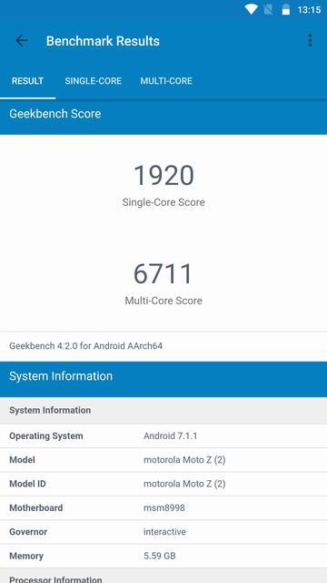 Обзор Moto Z2 Force: флагманский смартфон с небьющимся экраном-61