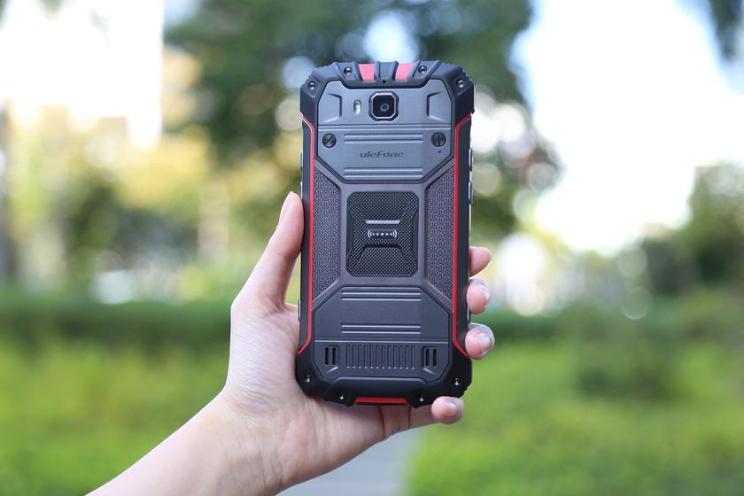 Официальное видео распаковки защищенного смартфона Ulefone Armor 2S-3
