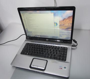 Мультимедийный ноутбук HP Pavillion dv6700 с пультом