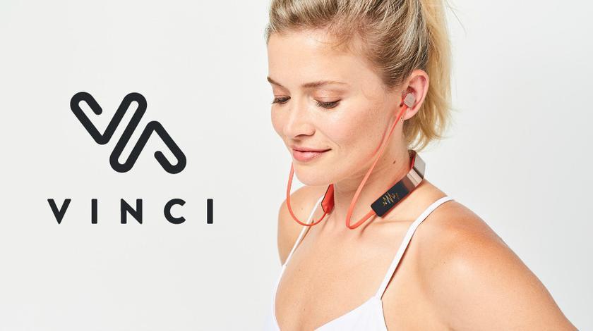 Vinci 2.0: первые автономные спортивные наушники с искусственным интеллектом