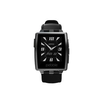 Pebble Watch Steel
