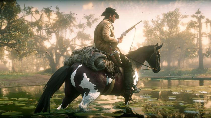 «М.Видео»: диски сRed Dead Redemption 2 могут опоздать