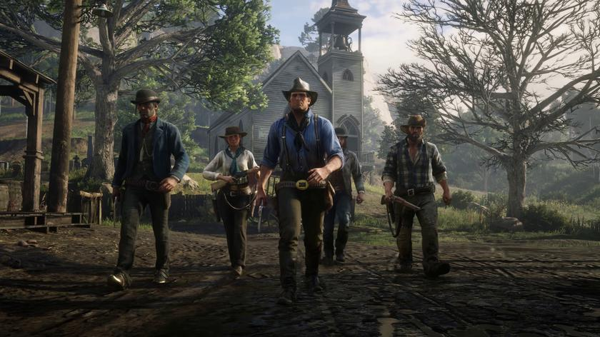 Rockstar Online: Red Dead Online: Everyone is missing out on the Internet