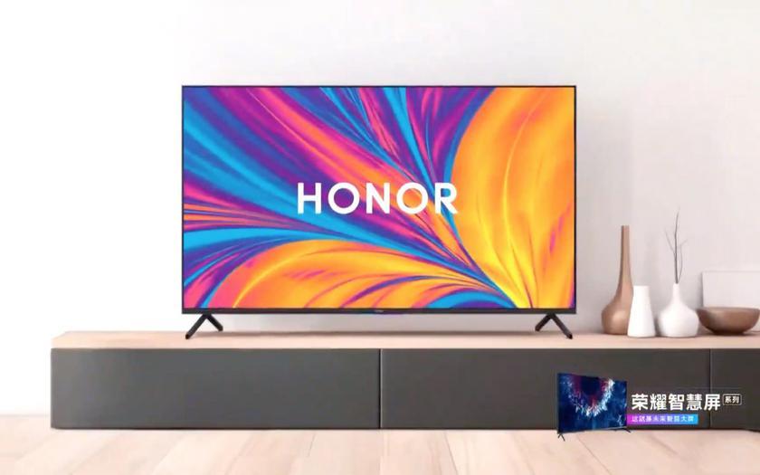 Honor Vision— разумный 4K-телевизор наHarmonyOS