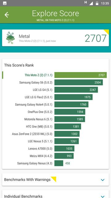 Обзор Moto Z2 Force: флагманский смартфон с небьющимся экраном-65