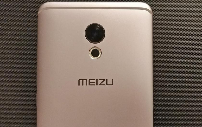 New photos of Meizu 15 Plus: like the iPhone X, but without a cutout