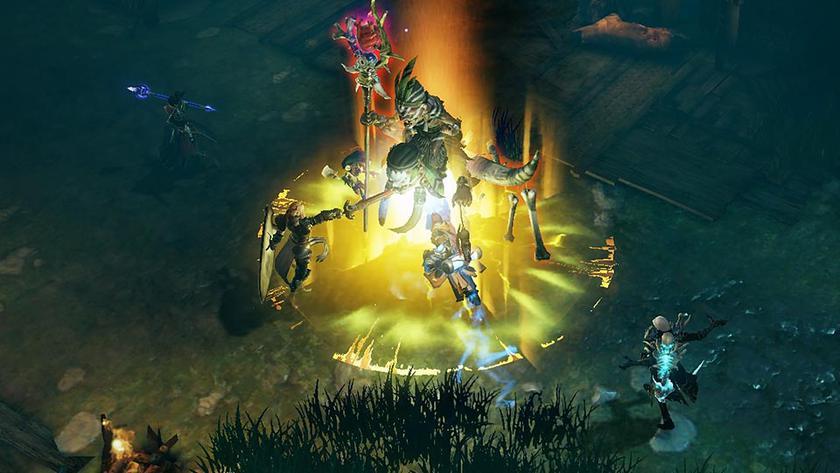 Компания Blizzard анонсировала мобильные версии WarCraft иDiablo