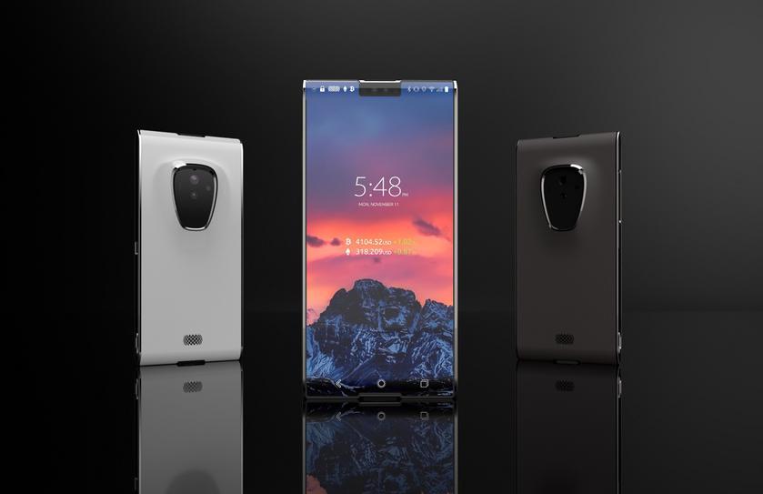Первый в мире криптовалютный смартфон Finney уже доступен для покупки