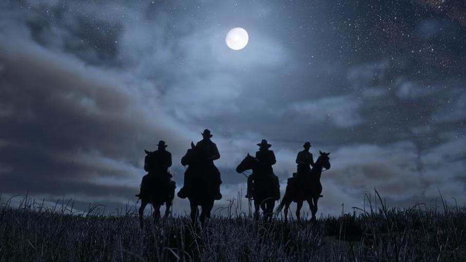 ВСети появился новый трейлер Red Dead Redemption 2