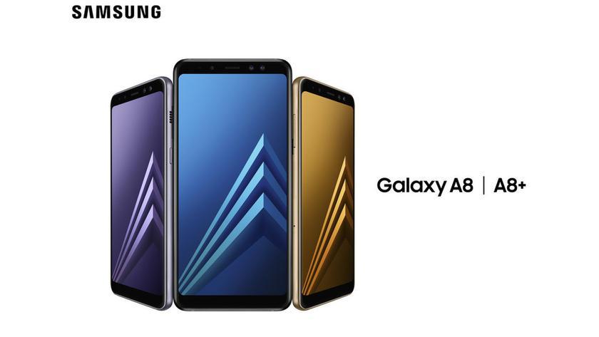 Samsung Galaxy A8 (2018) с Android 8.0 Oreo показался в Wi-Fi Alliance