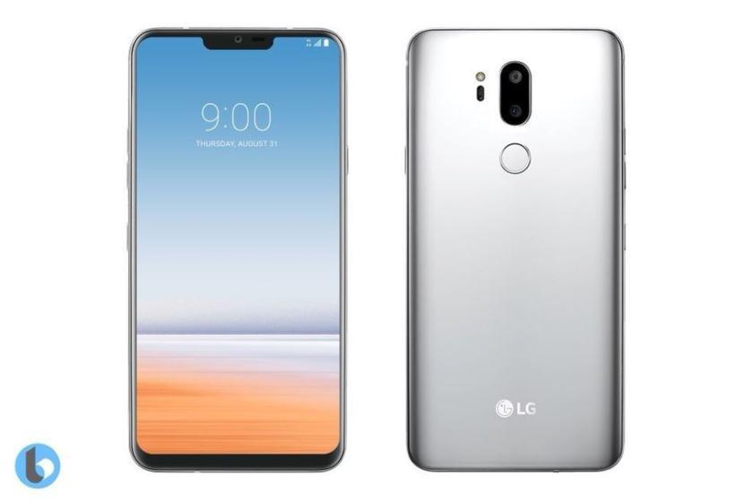 LG G7 получит LCD, а не OLED-дисплей
