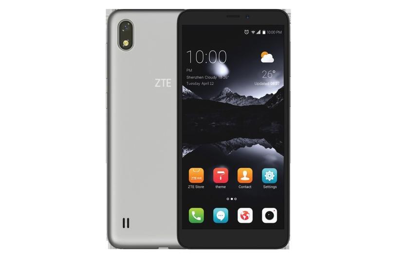 ZTE представила бюджетный смартфон ZTE A530: современный дизайн и слабая начинка за $127