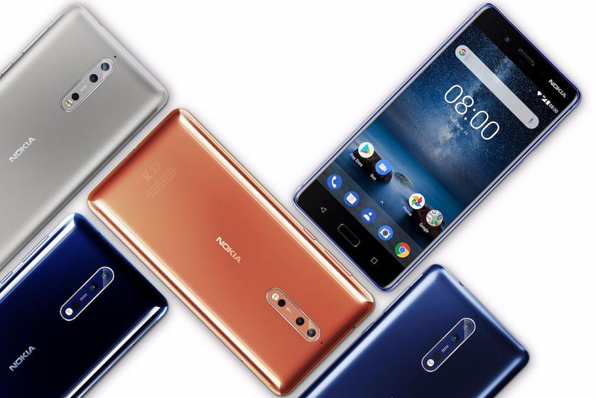 Nokia 8 Sirocco: the first mention of the premium flagship