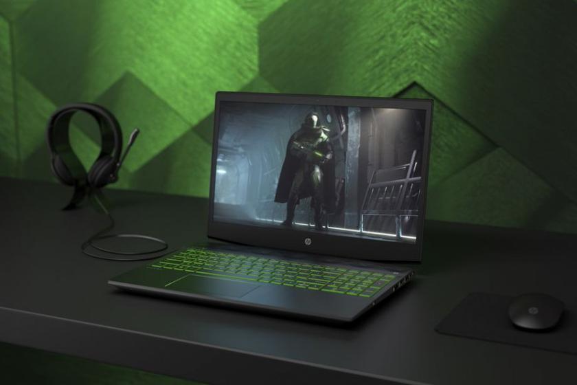 HP анонсировала игровой ноутбук Pavilion Gaming Laptop